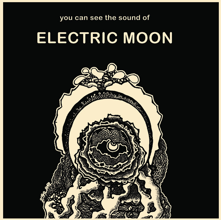 electric moon you can see the sound of original cover