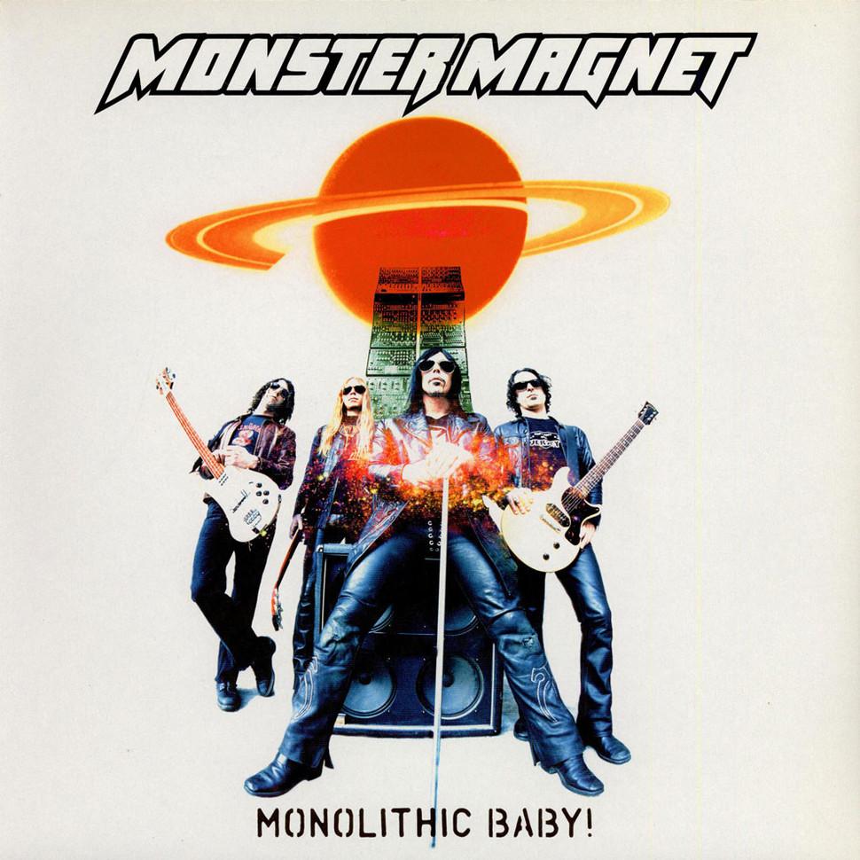 monster magnet monolithic baby