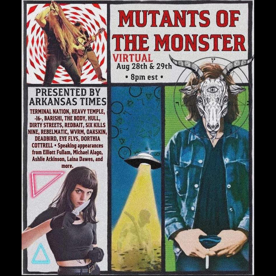 mutants of the monster virtual poster