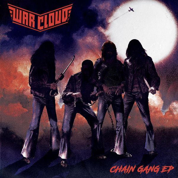 war cloud chain gang ep