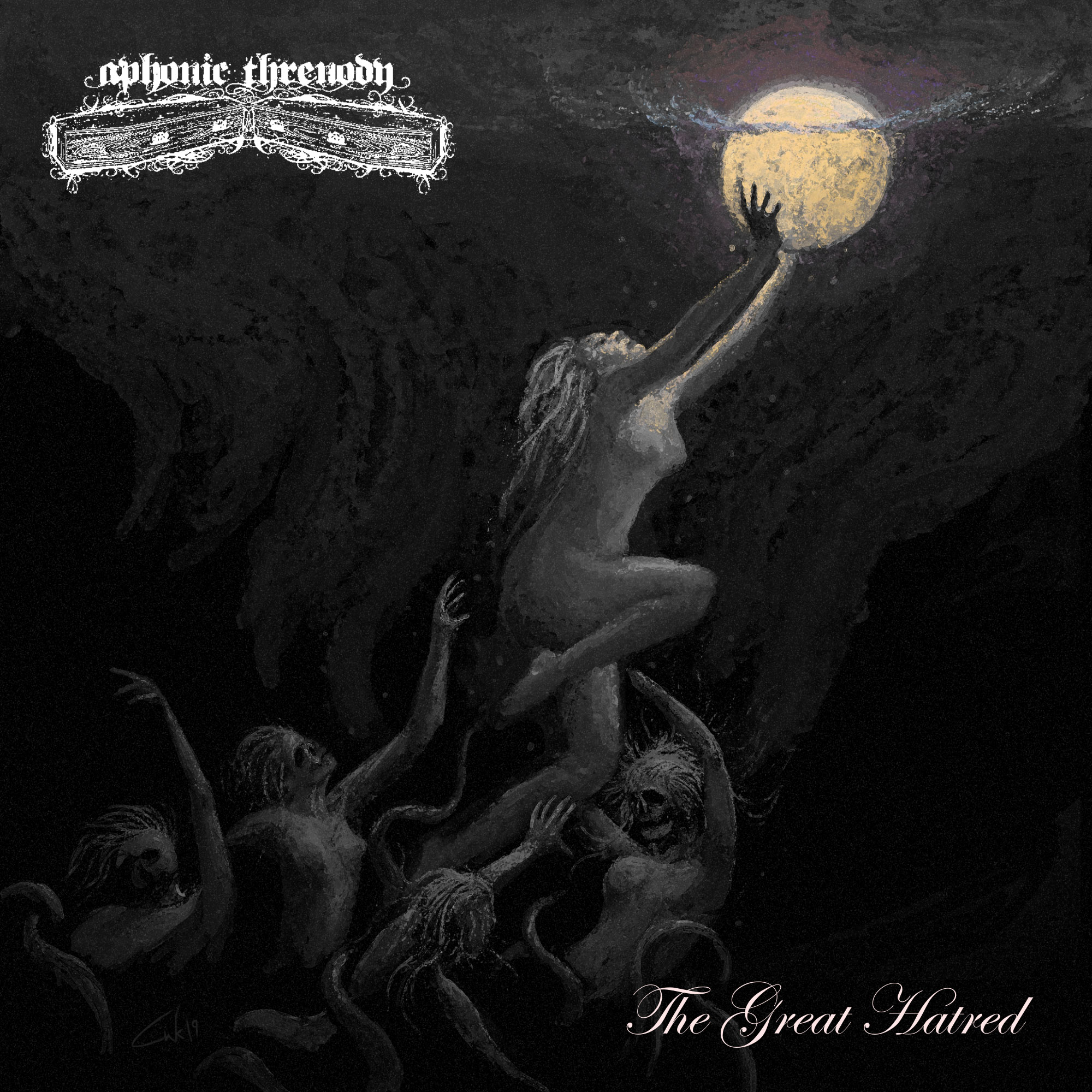 aphonic threnody the great hatred