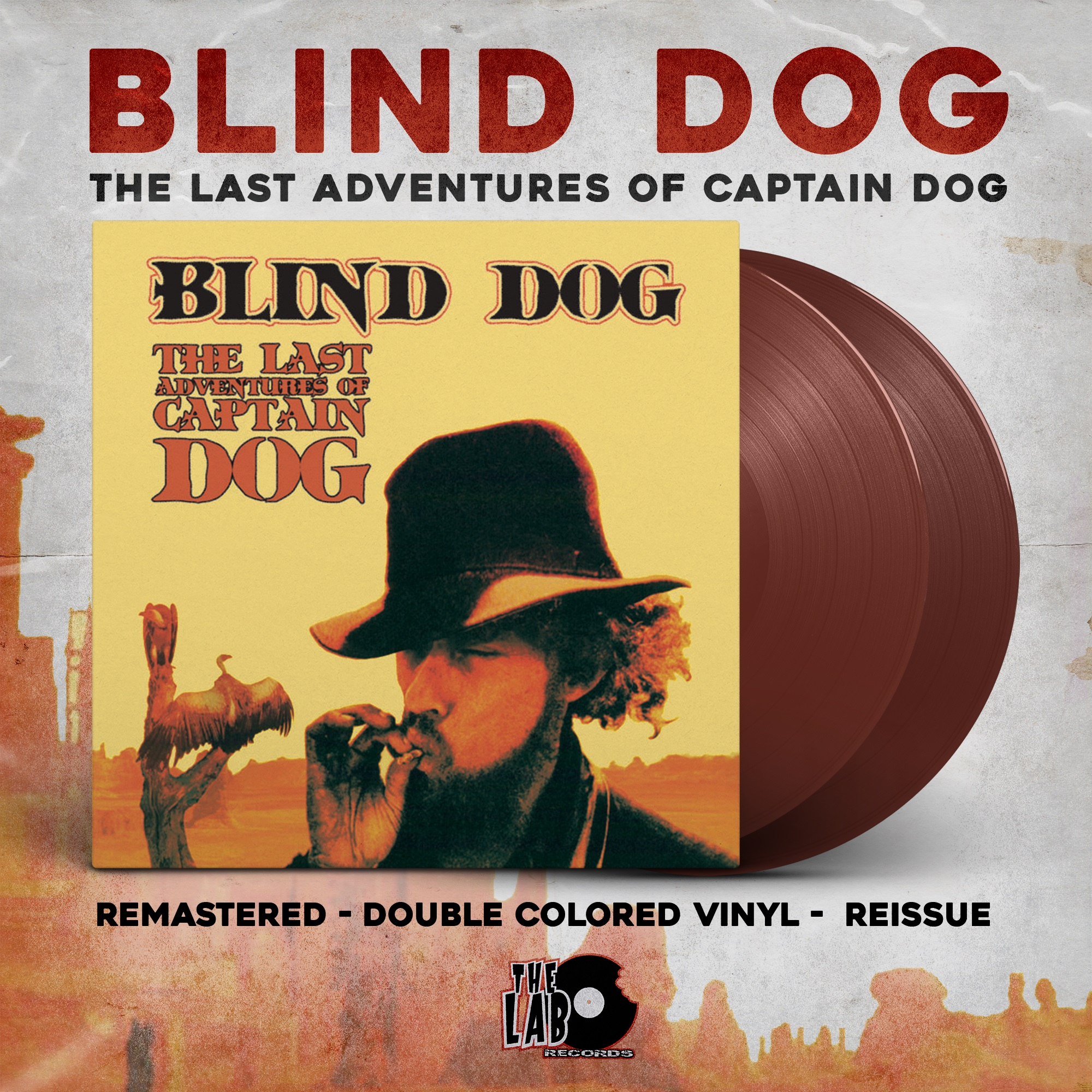 blind dog the last adventures of captain dog admat