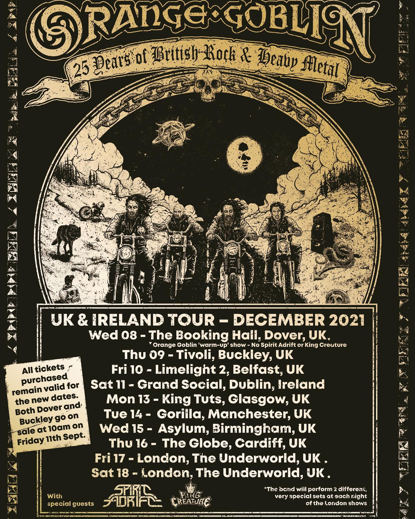 orange goblin dec 2021