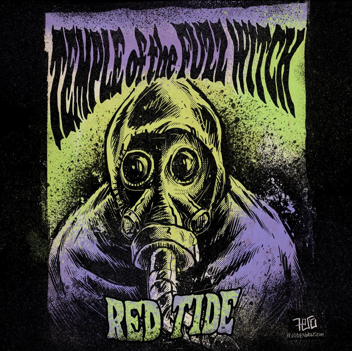 temple of the fuzz witch red tide