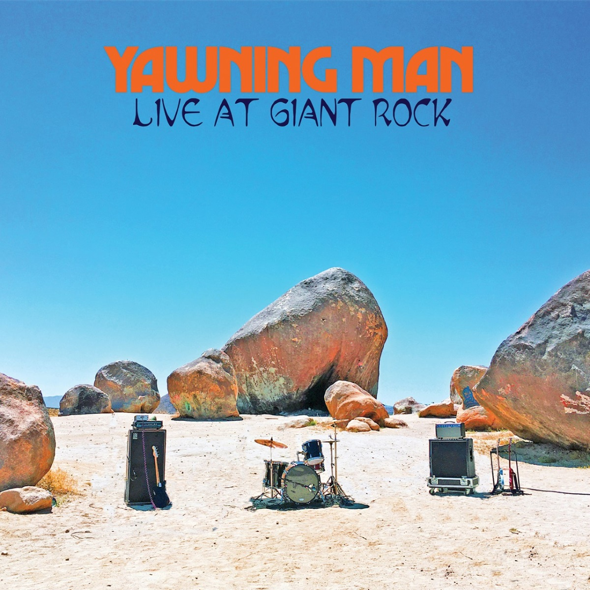 yawning man live at giant rock