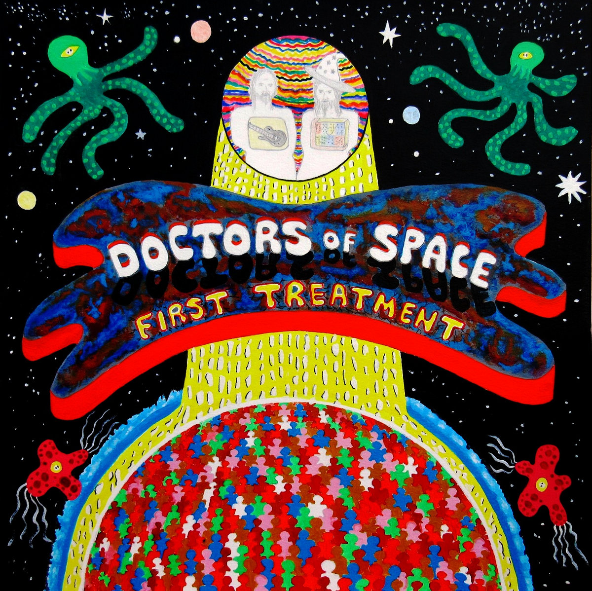 doctors of space first treatment