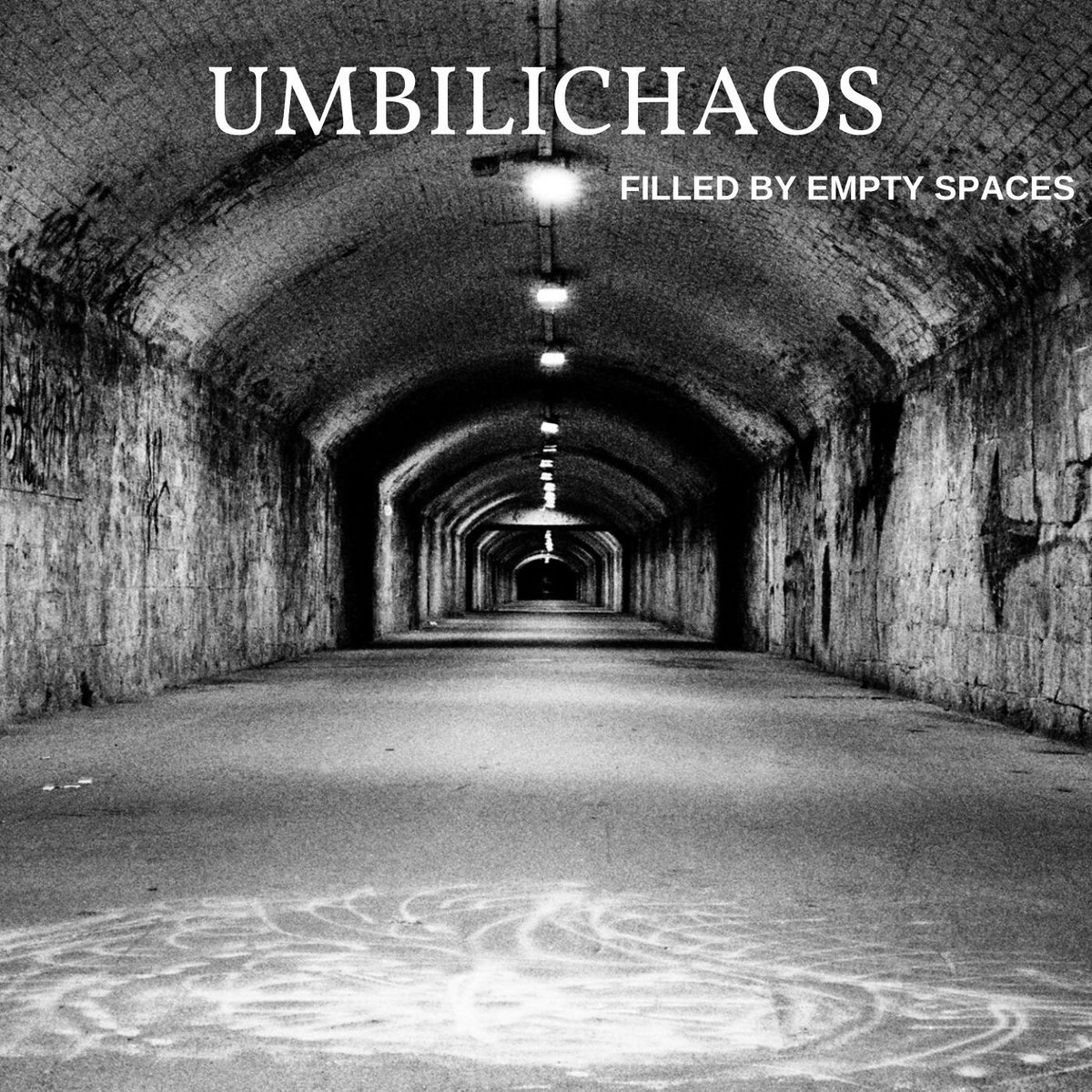 Umbilichaos Filled by Empty Spaces