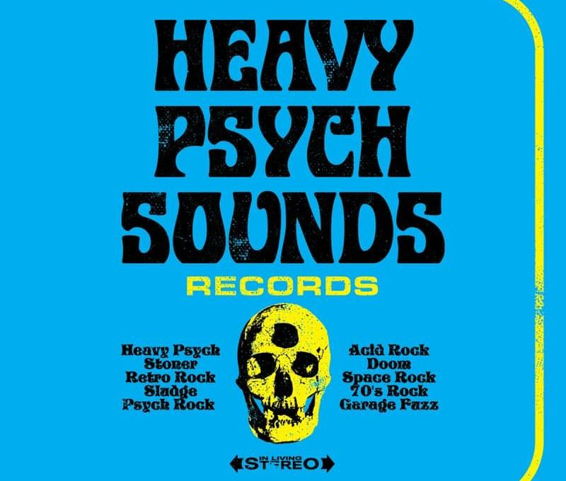 heavy psych sounds blue logo