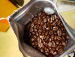 mad oak coffee beans in bag