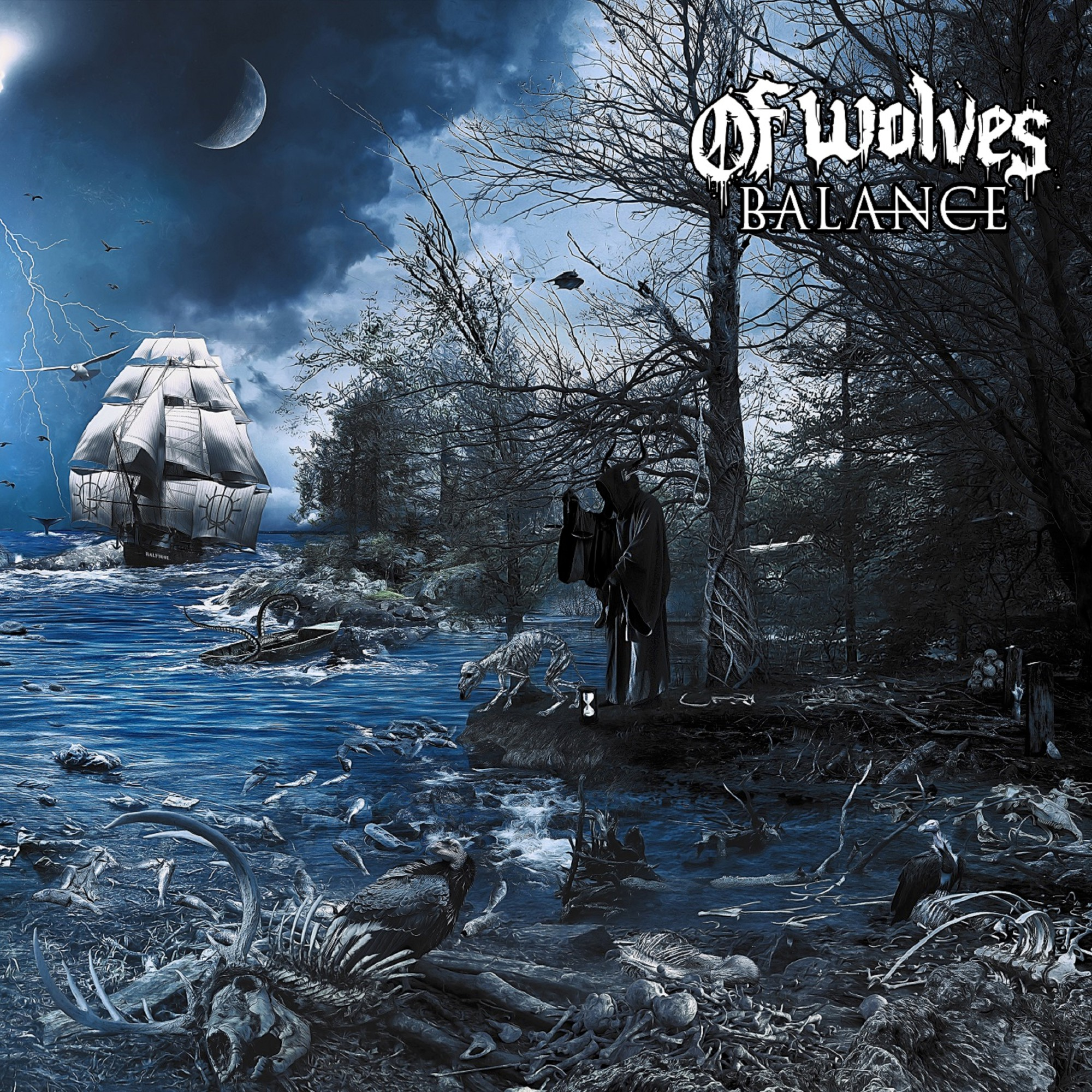 of wolves balance