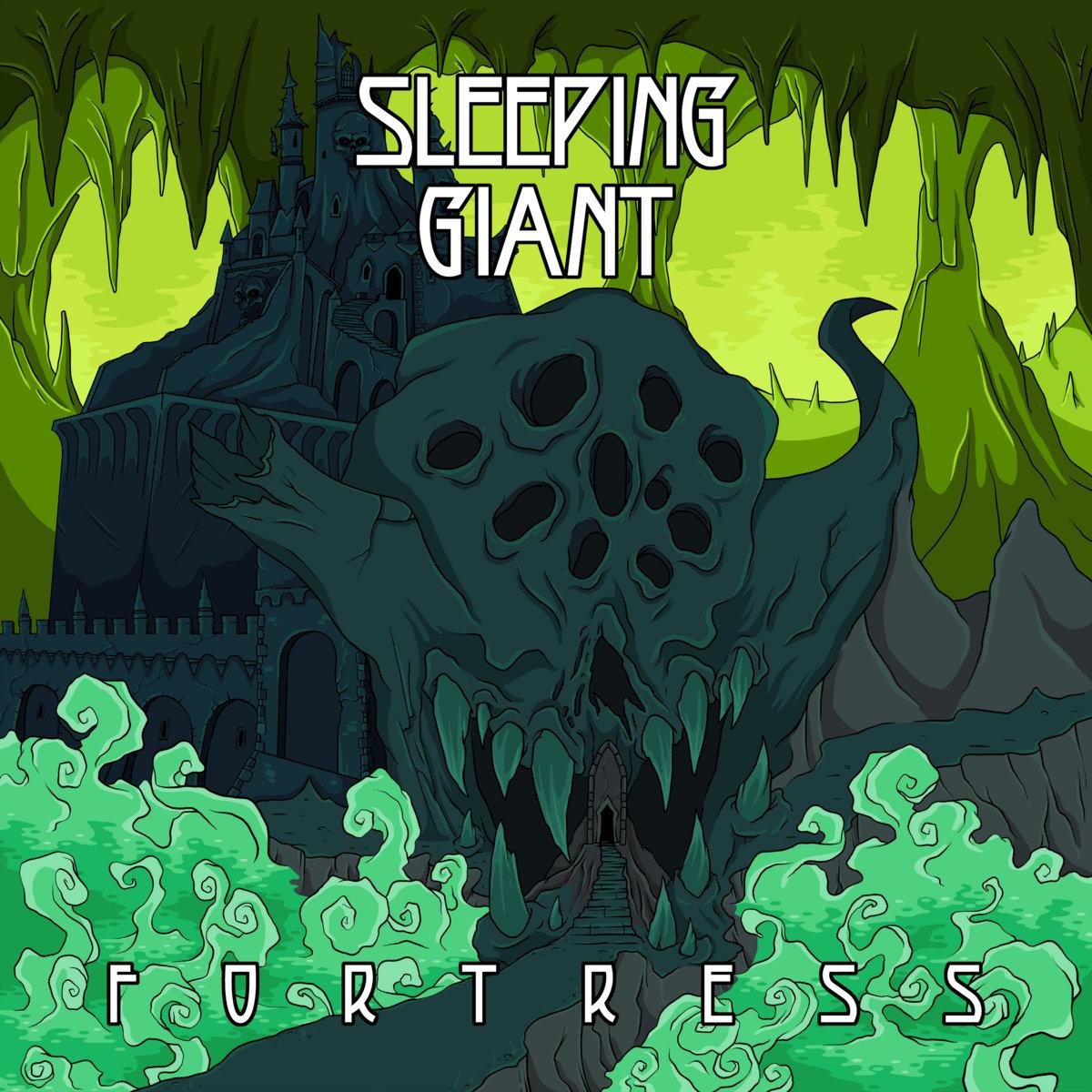sleeping giant fortress
