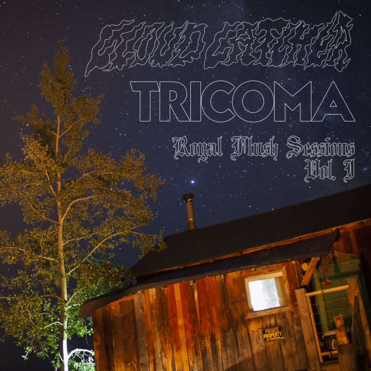 Cloud Catcher Tricoma Royal Flush Sessions vol 1