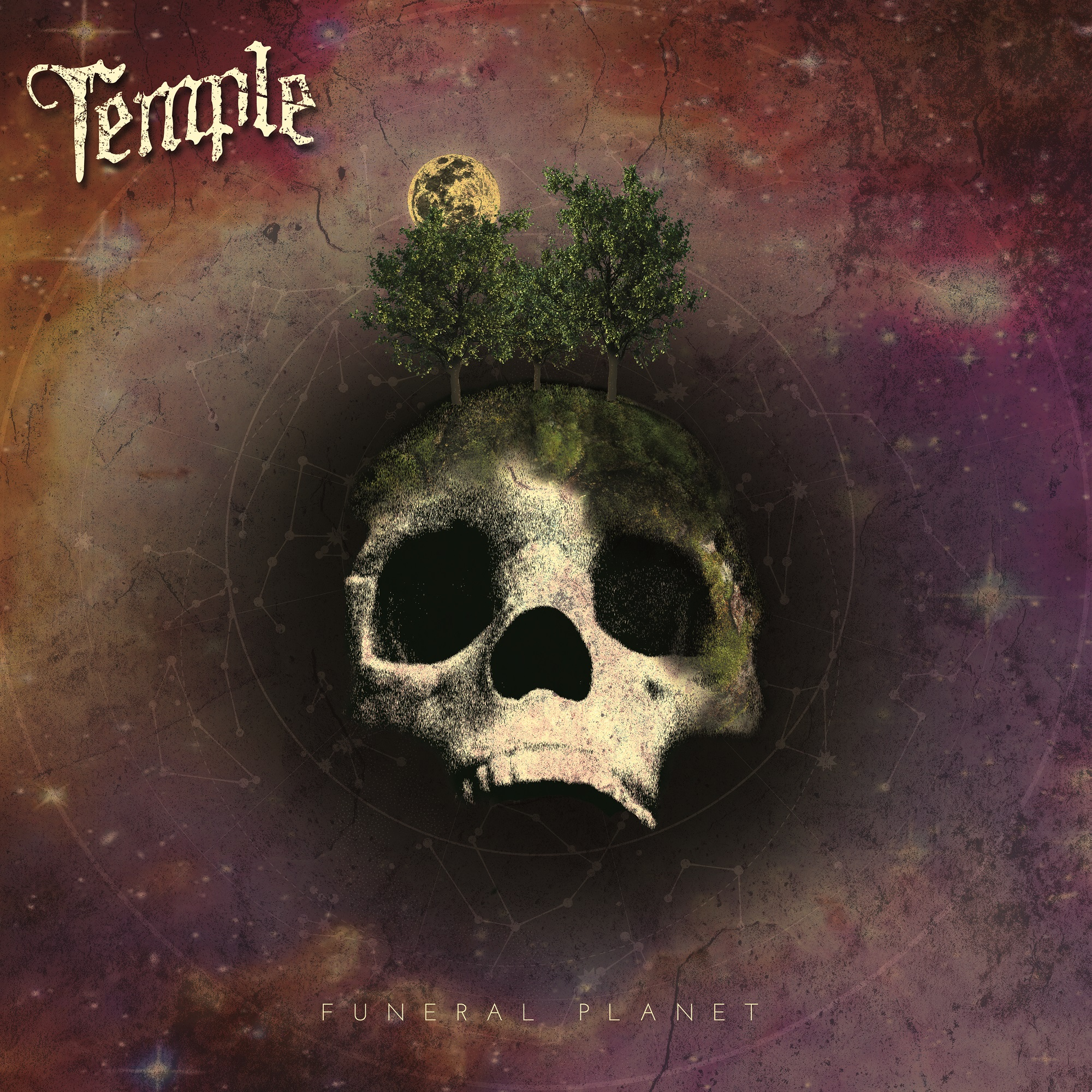 temple funeral planet