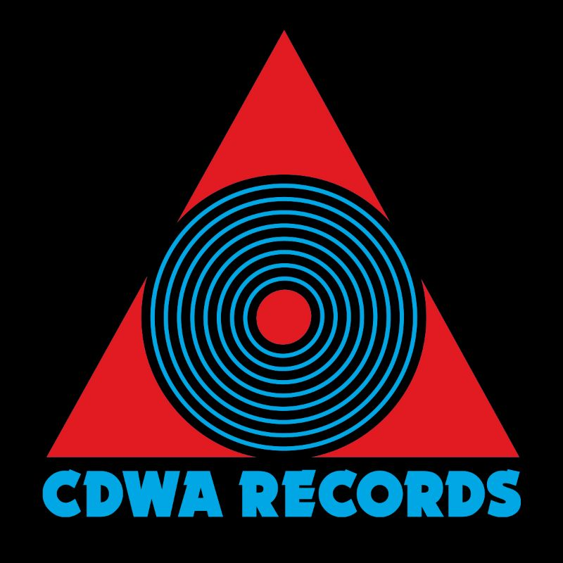 cdwa records logo