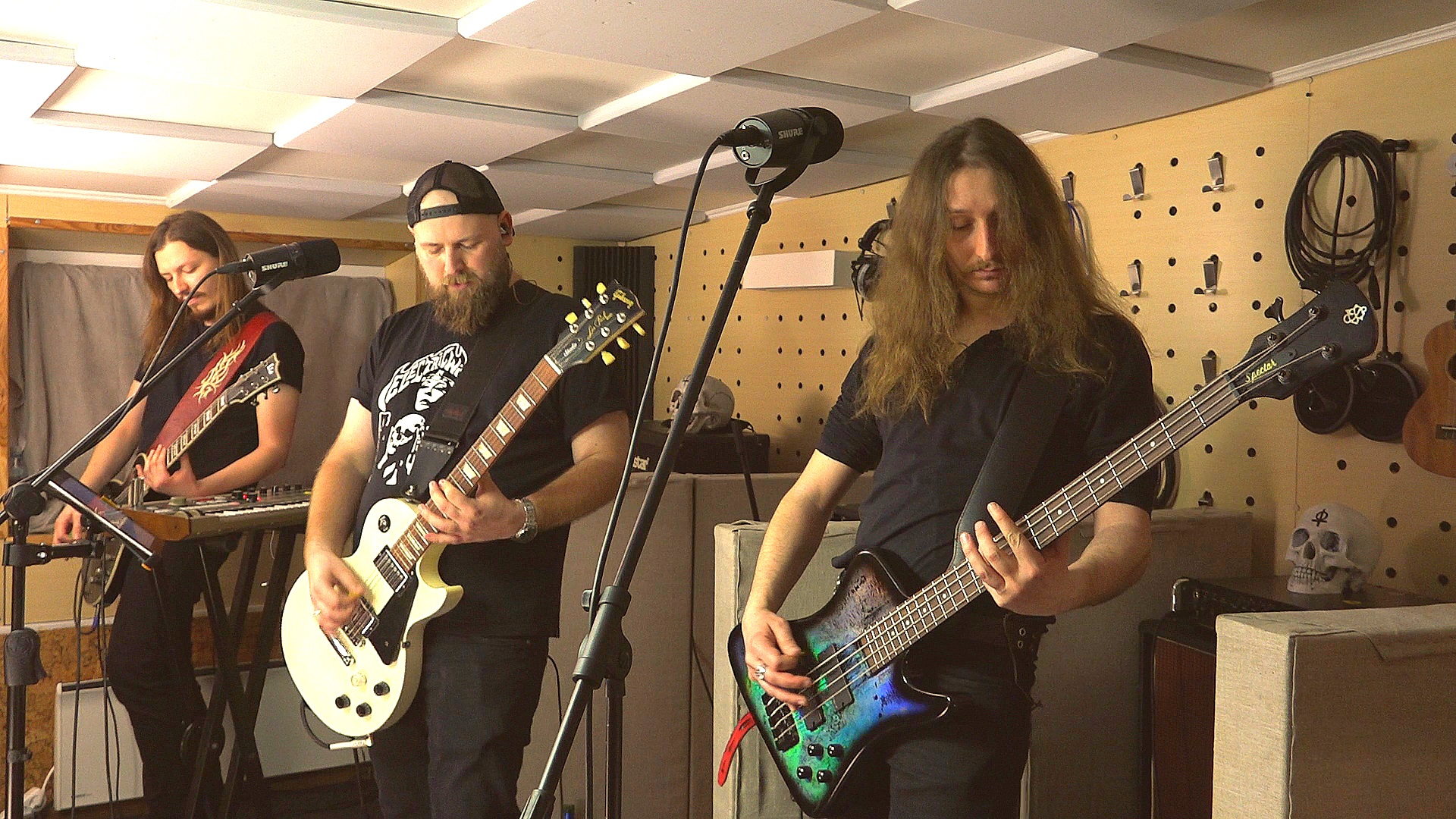 hydra live session