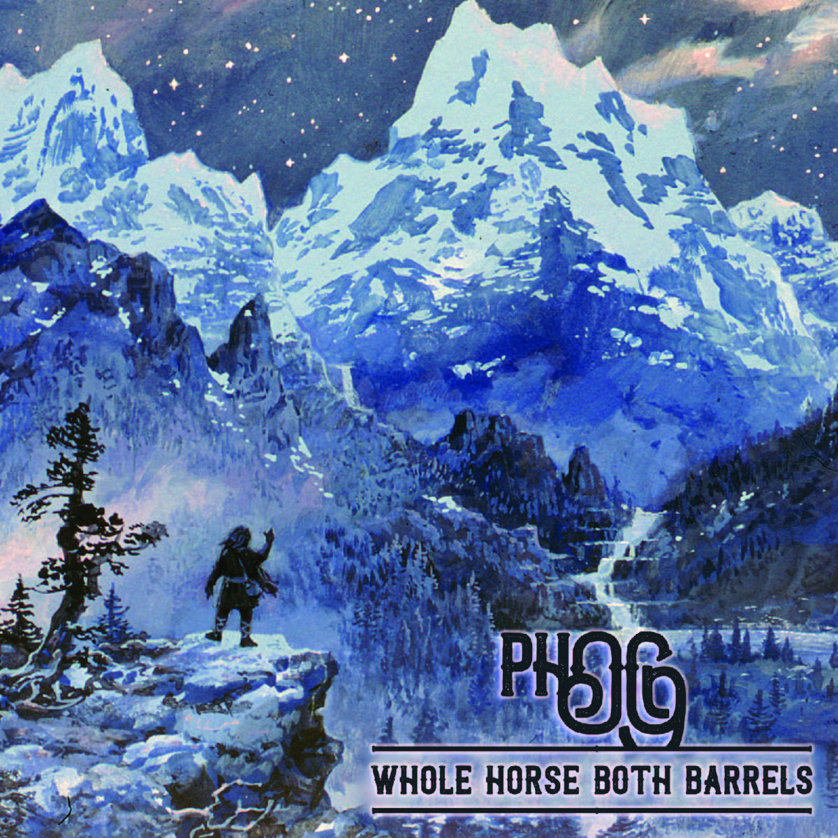 phog whole horse both barrels
