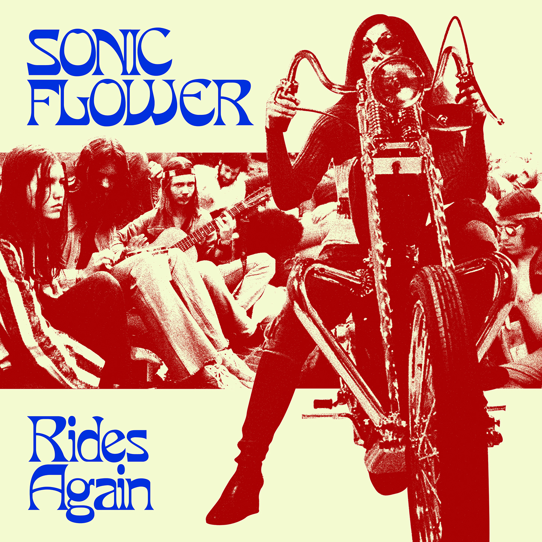 sonic flower rides again