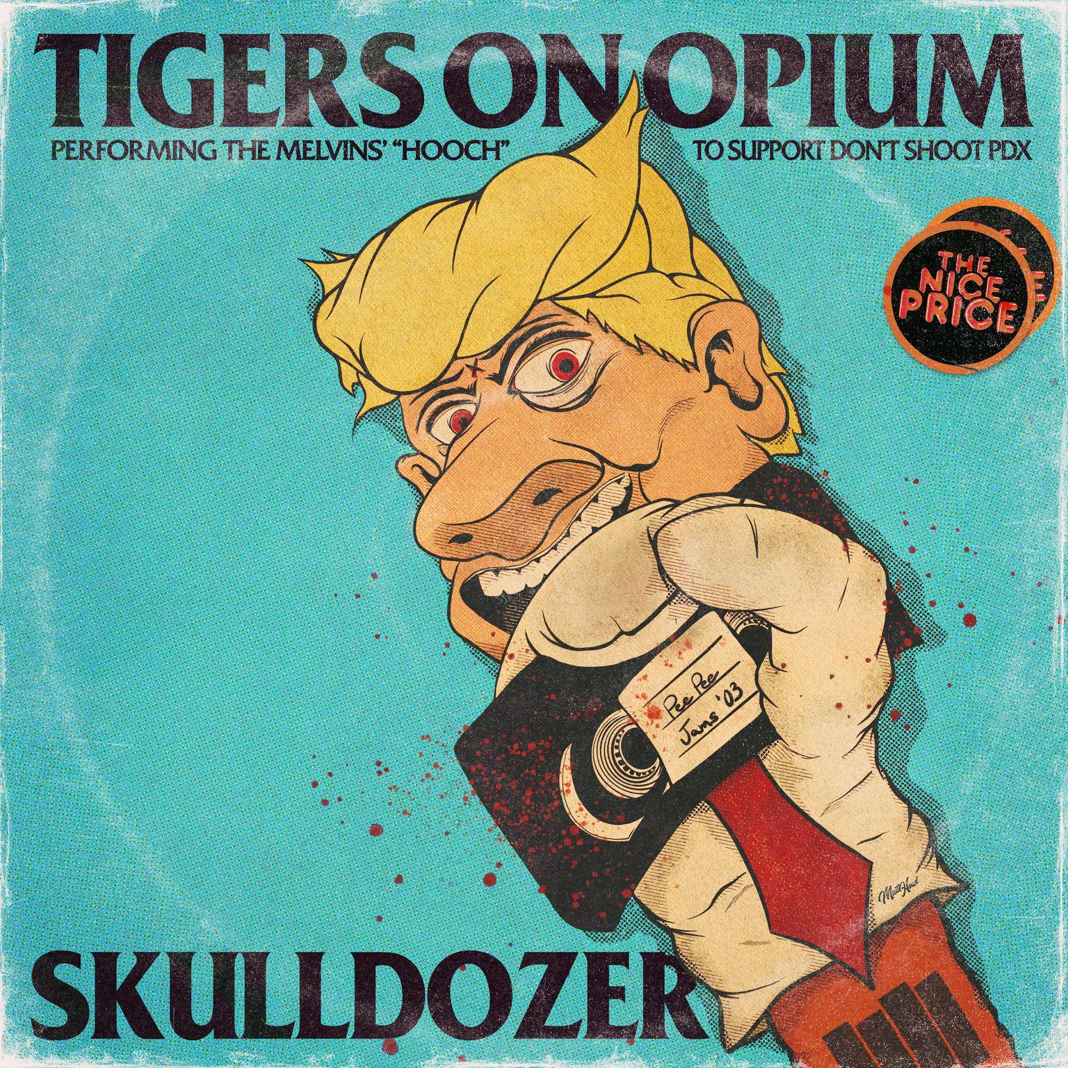 tigers on opium hooch