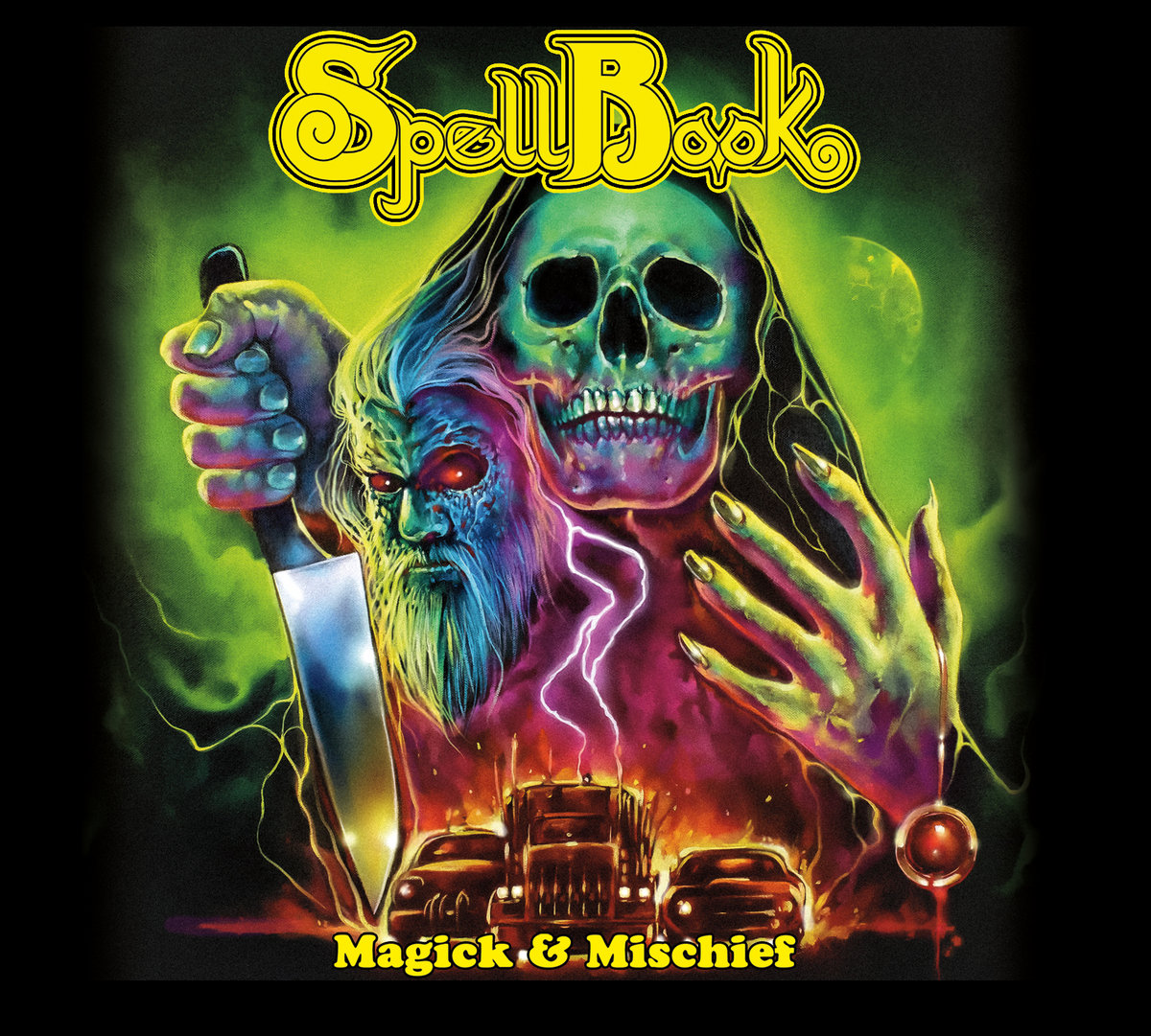 SpellBook Magick and Mischief