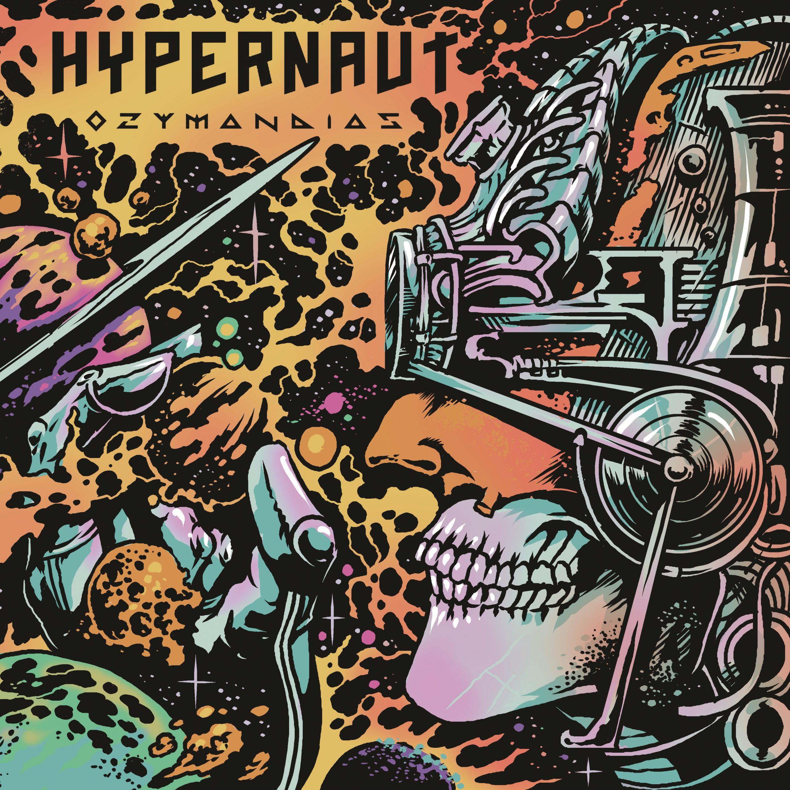 hypernaut ozymandias