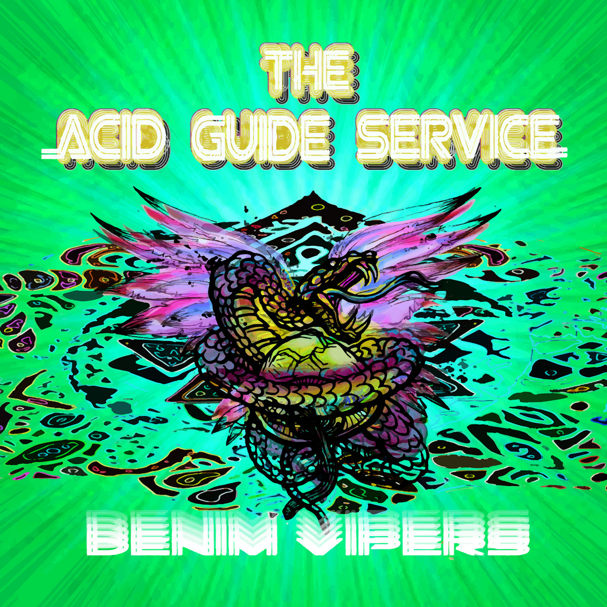 the acid guide service denim vipers