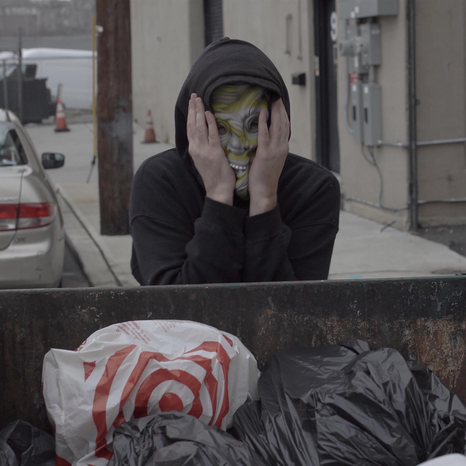 Pyre Fyre Trash Man
