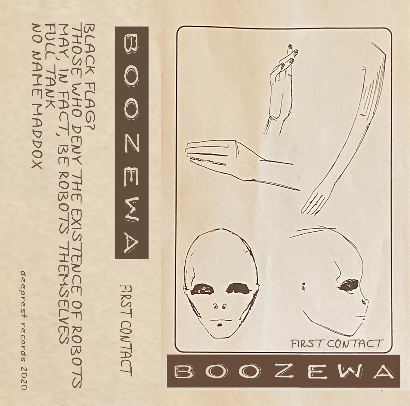 boozewa first contact