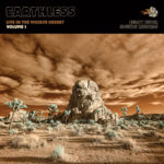 earthless live in the mojave desert cd cover