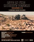 live in the mojave desert poster