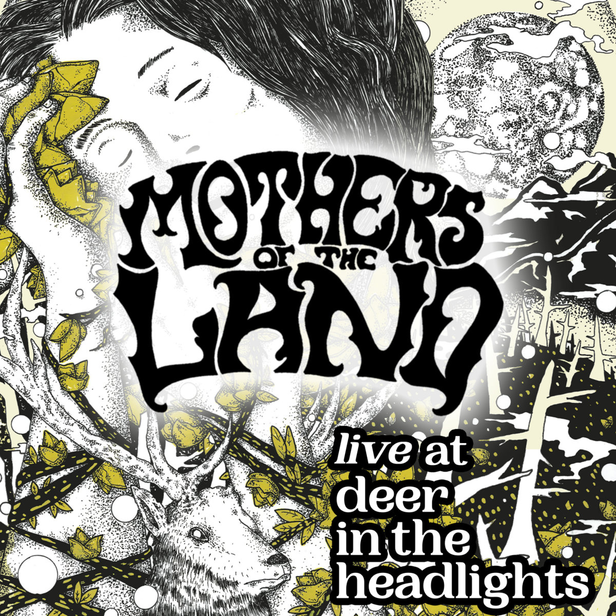 mothers of the land live at deer in the headlights