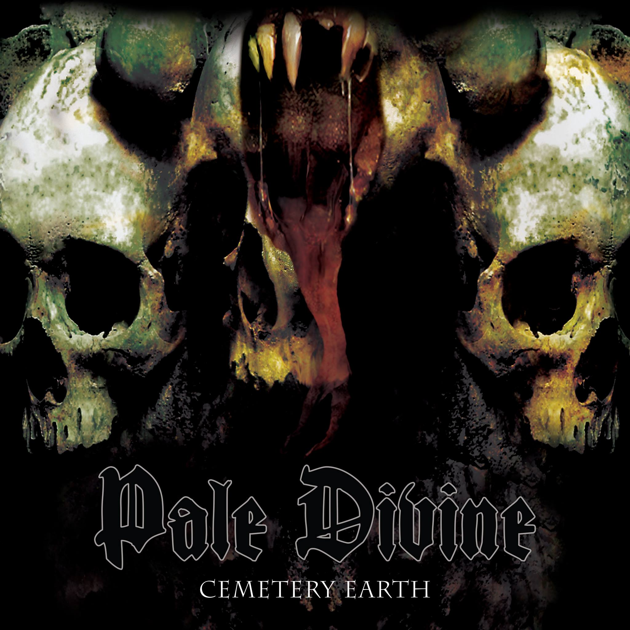 PALE DIVINE CEMETERY EARTH