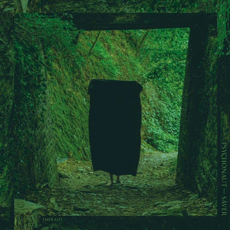 Psychonaut SAVER Emerald Split LP