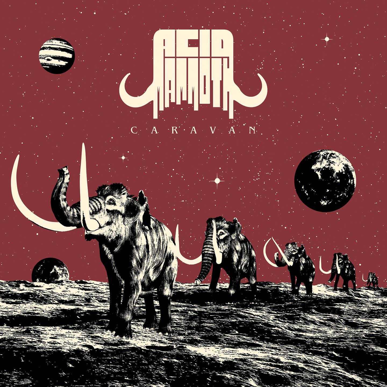 acid mammoth caravan