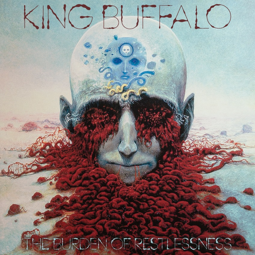 king buffalo the burden of restlessness