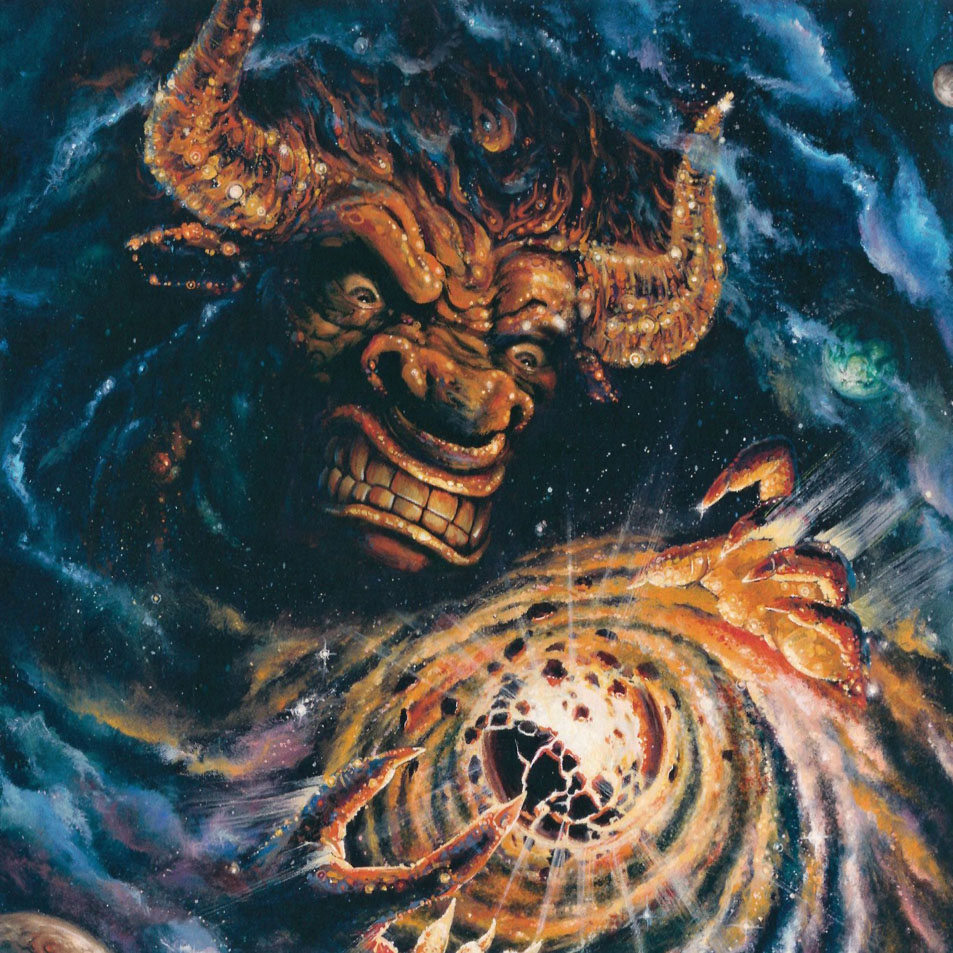 monster magnet milking the stars