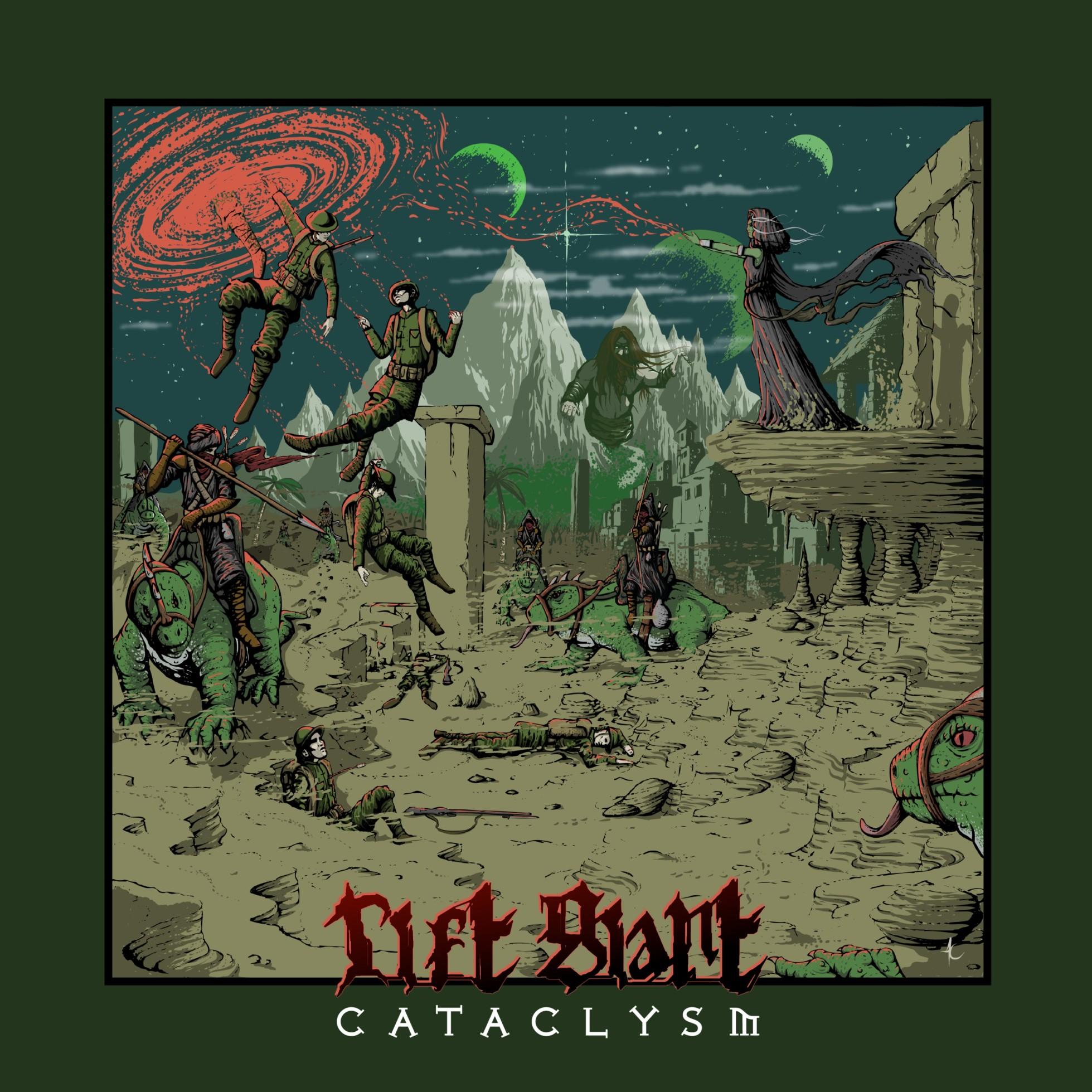 Rift Giant Cataclysm