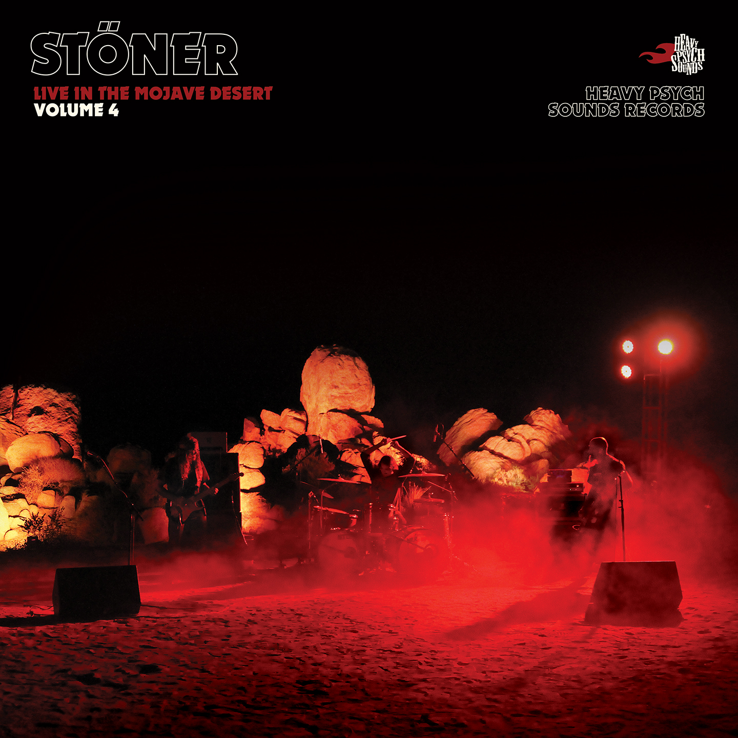 Stöner live in the mojave desert