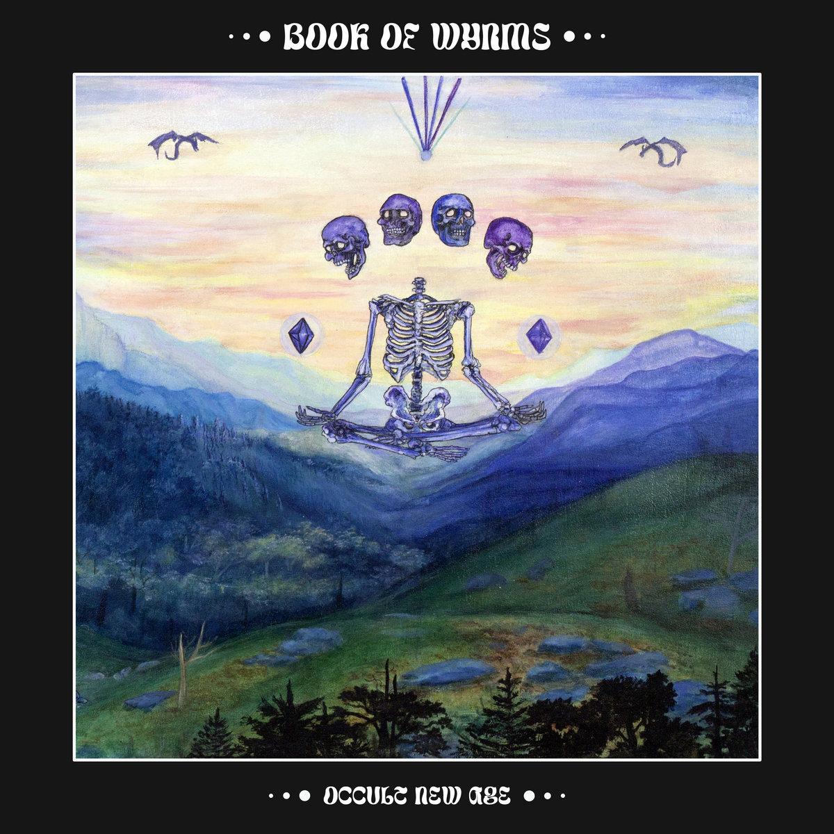 book of wyrms occult new age