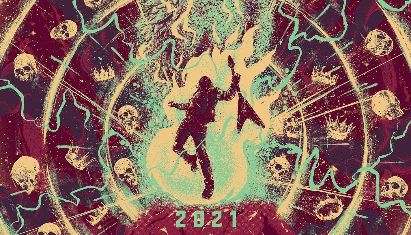 cvltfest 2021 art banner