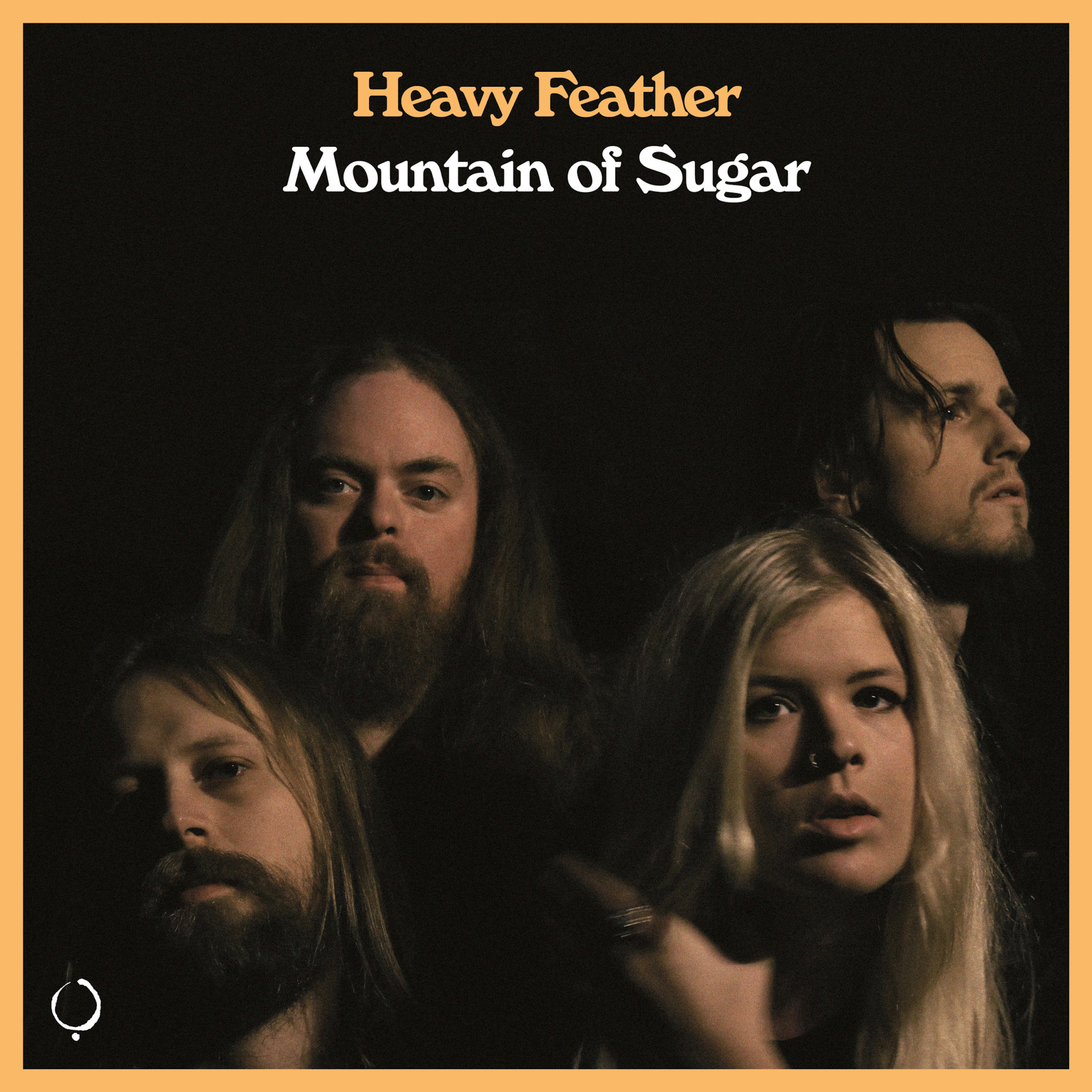 heavy feather mountain of sugar