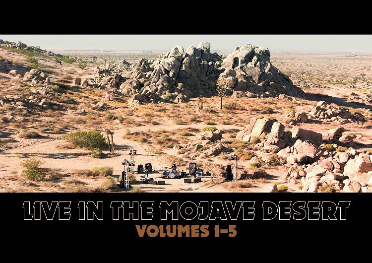live in the mojave desert 1-5