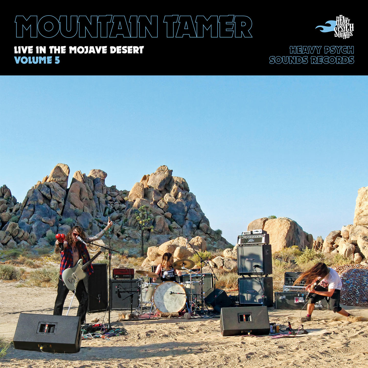 mountain tamer live in the mojave desert