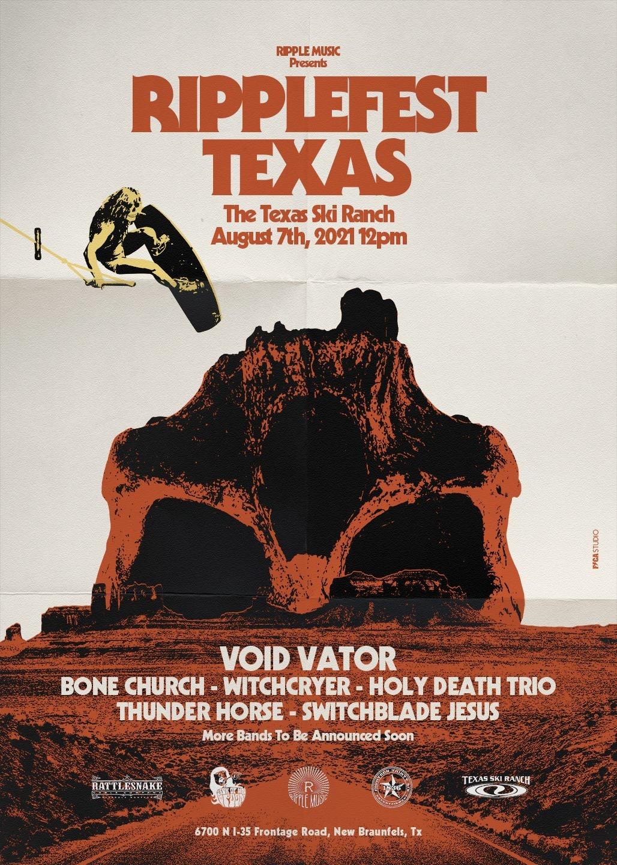 ripplefest texas 2021 poster