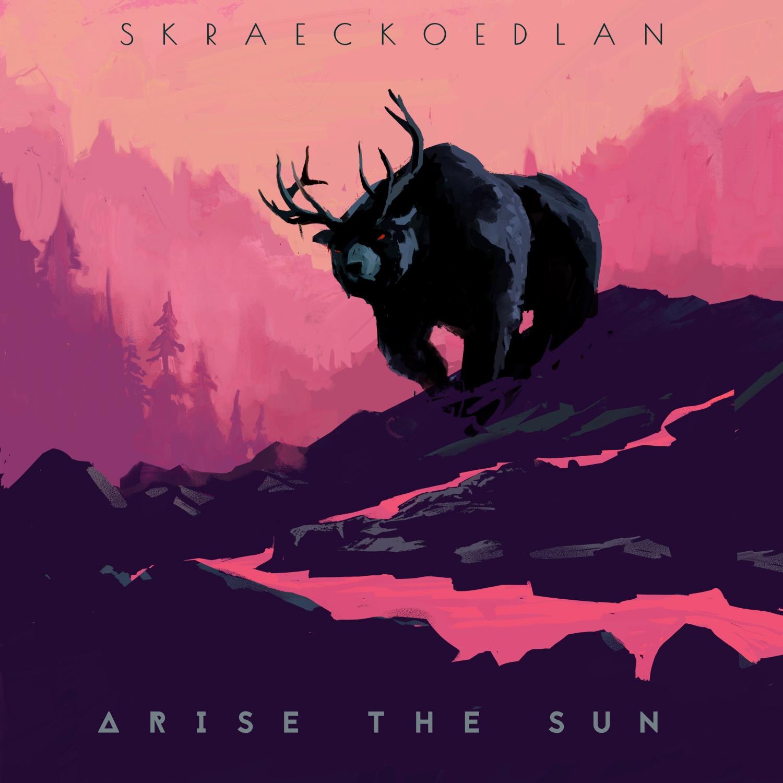 skraeckoedlan arise the sun