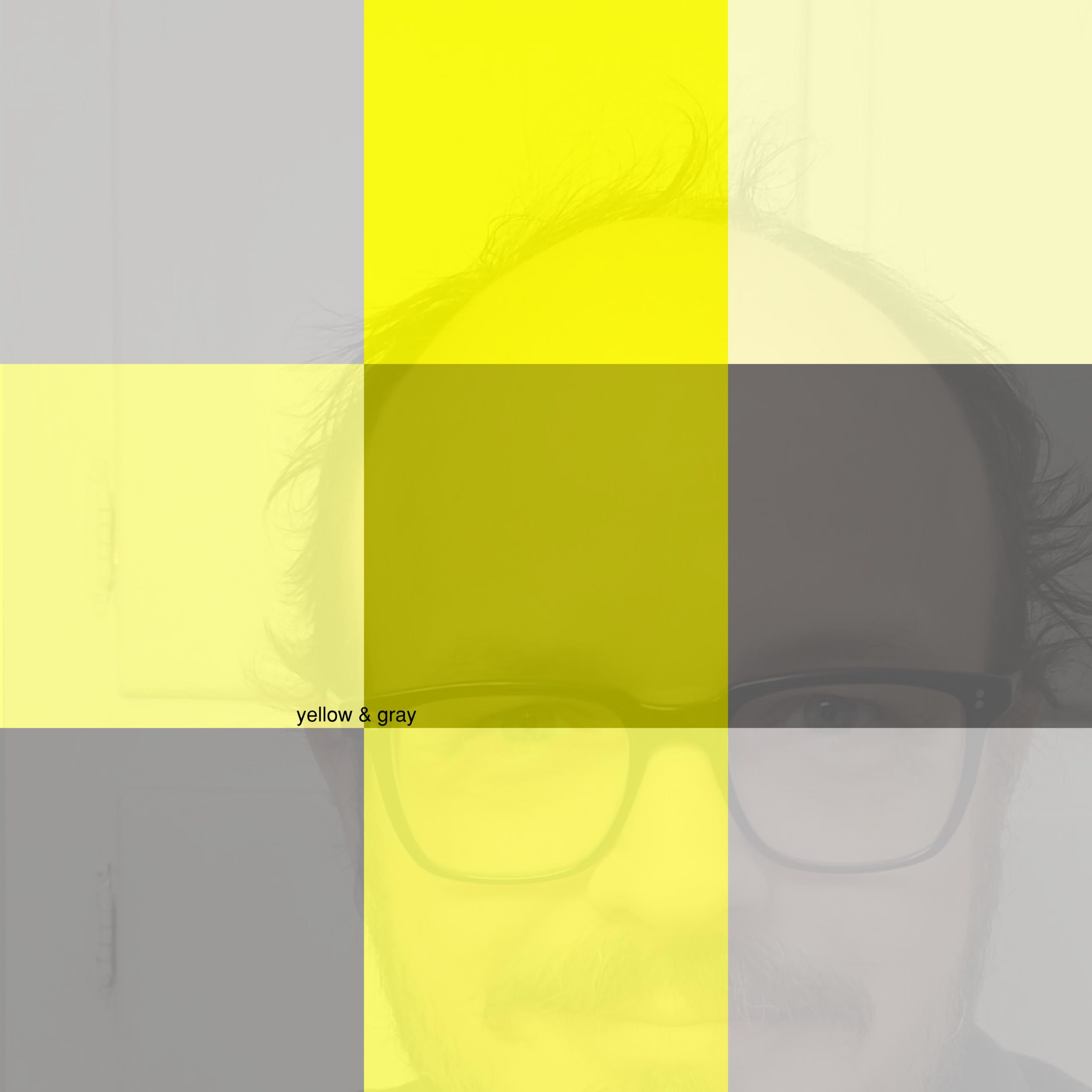 slow draw yellow and gray