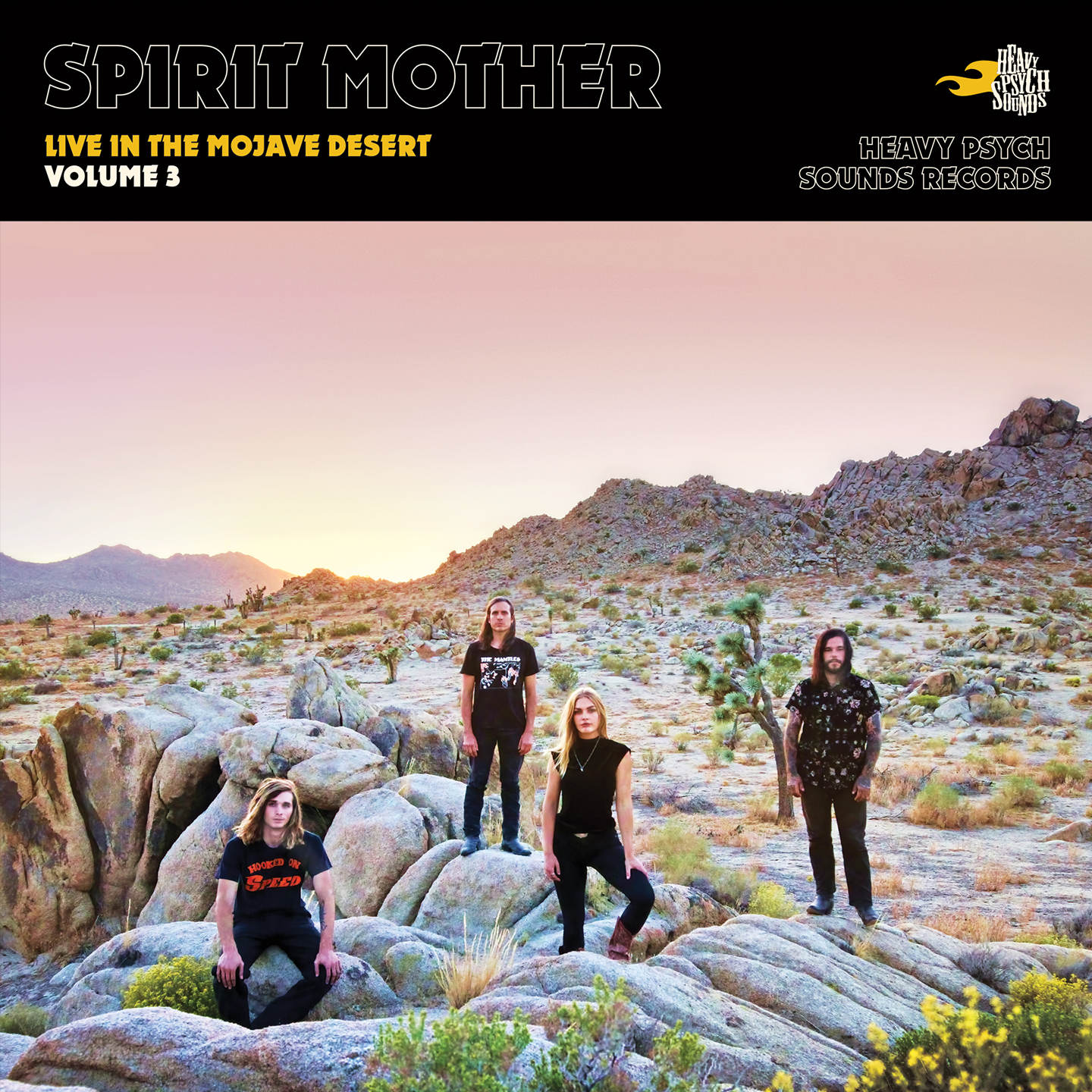 spirit mother live in the mojave desert