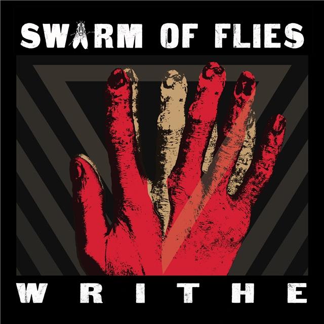 swarm of flies writhe