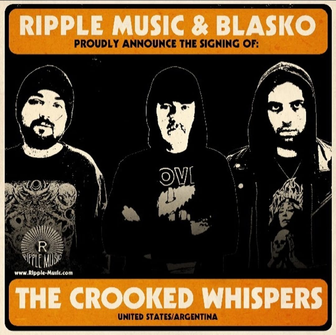 the crooked whispers ripple music