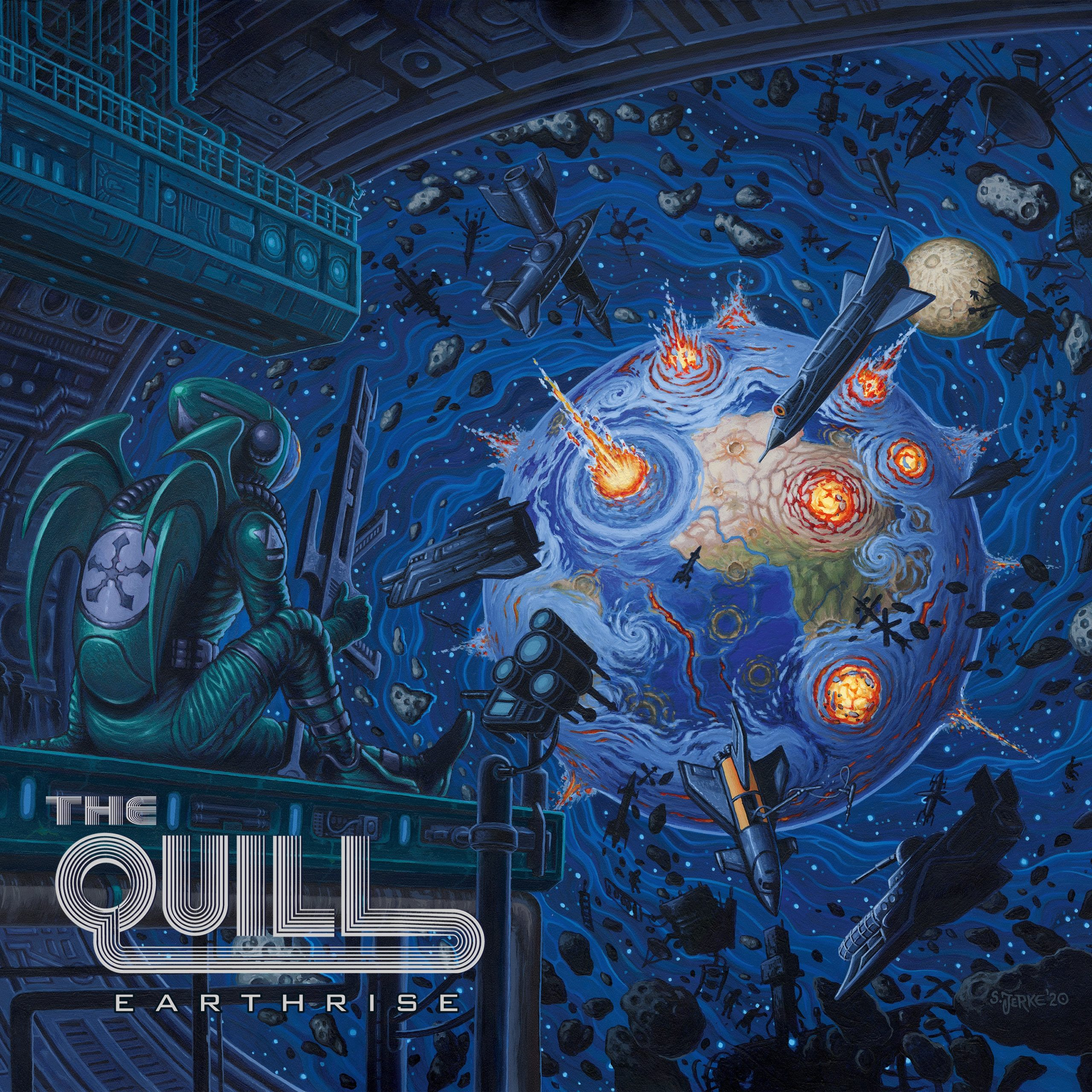 the quill earthrise