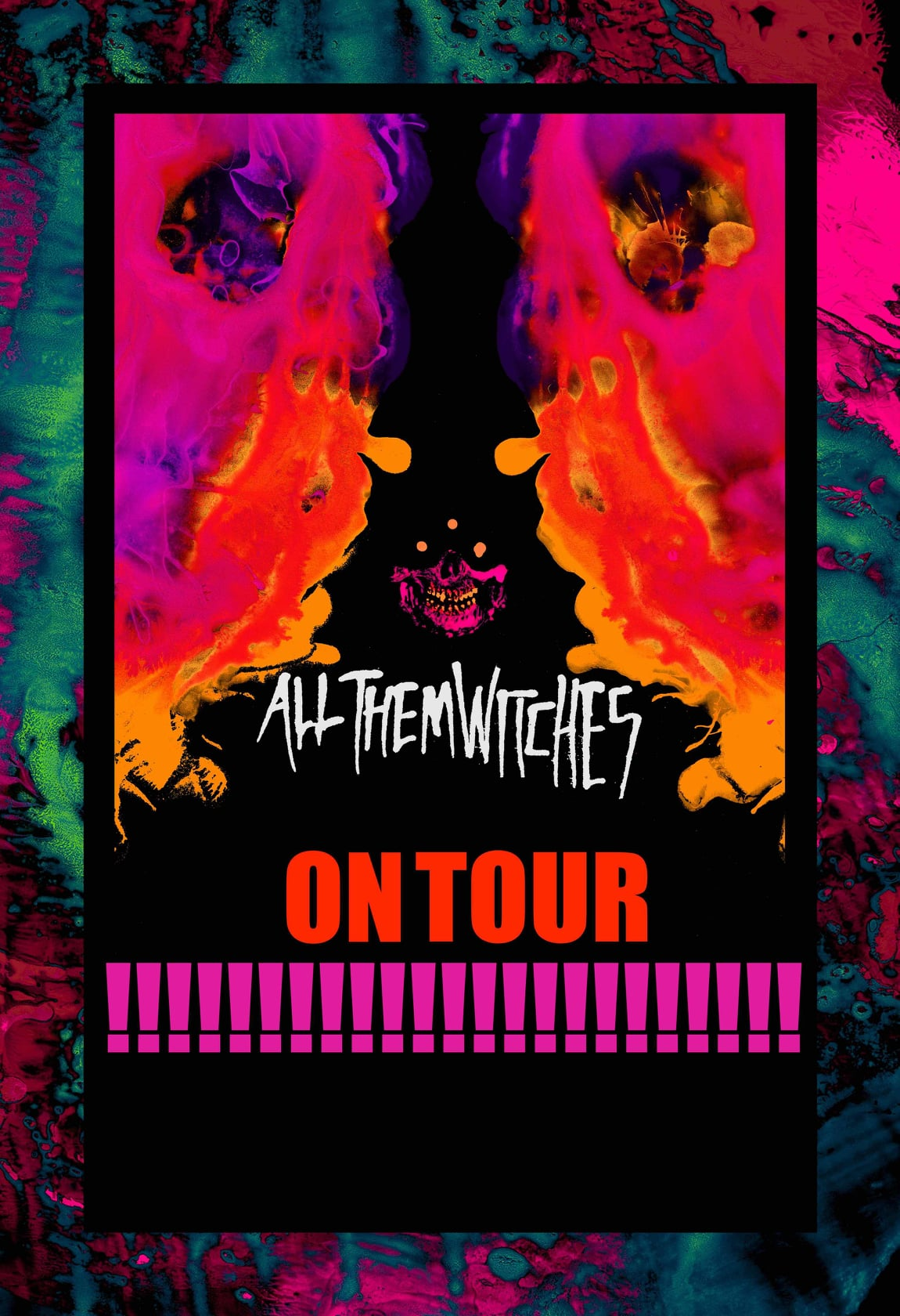 all them witches tour